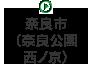 奈良市(奈良公園・西ノ京)